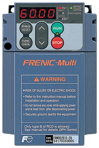 Fuji Electric's FRENIC-Multi