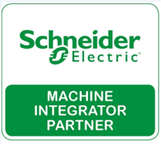 Machine Integrator with Schneider Electric.